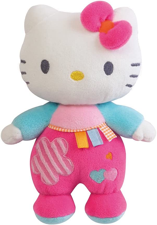 Jemini - 022811 - Hello Kitty - Baby Tonic - Pantin Rattle