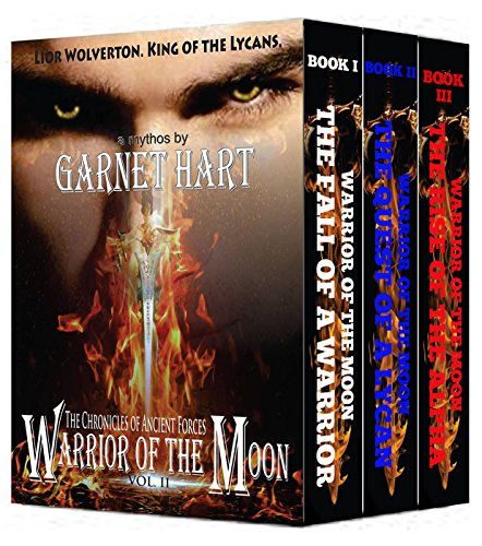 Warrior of the Moon: Alpha Billionaire Books 1-3 (Boxed Set)