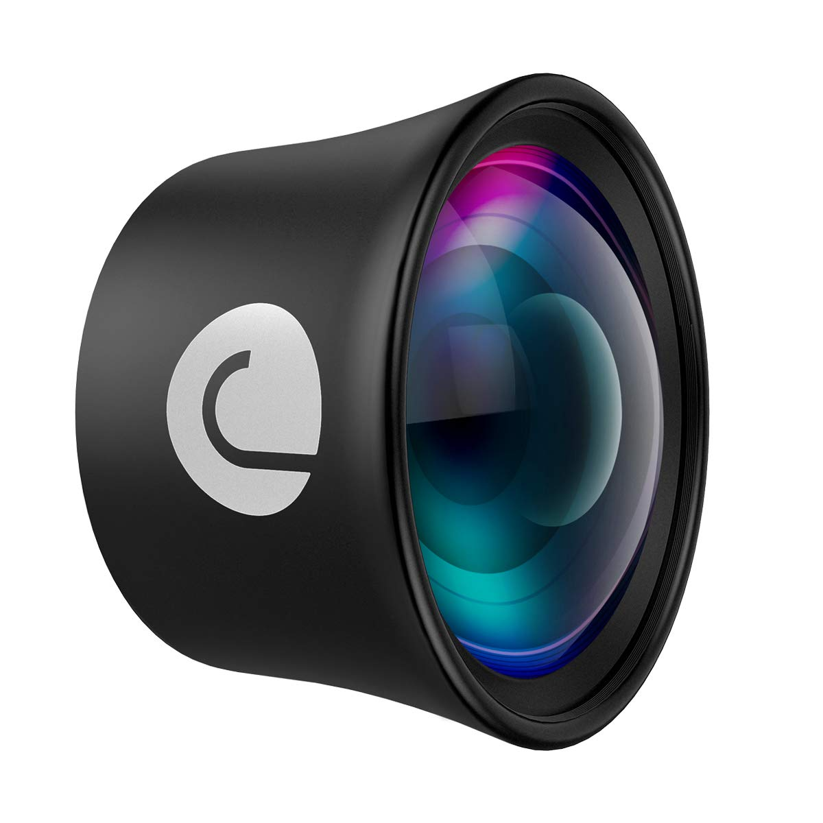 Criacr 18mm Phone Wide Angle Lens, ONLY for iPhone X Phone Camera Lens (Phone Case Included) by Criacr