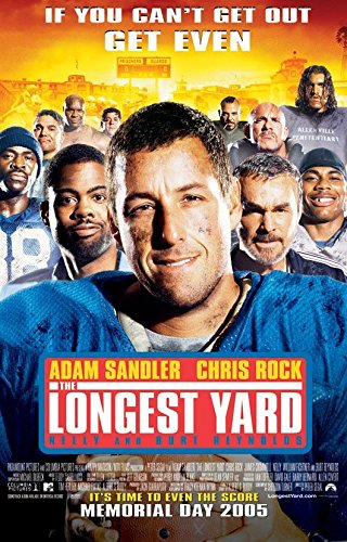 Image result for The Longest Yard poster
