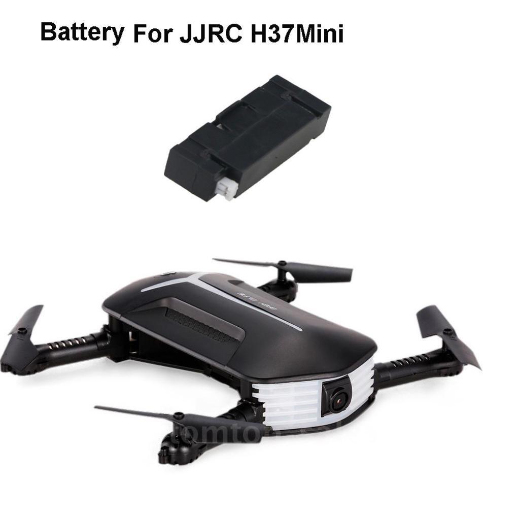 inverlee 3.7 V 400 mAhバッテリーSapreパーツfor JJRC h37miniドローンMiniクアッドコプター  ブルー B0766VW7GR