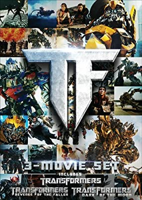 Transformers Trilogy [DVD] [Region 1] [US Import] [NTSC]