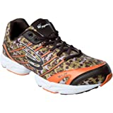 Spira Men's Camo Perfomance Shoe- Orange