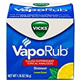 Vicks VapoRub Ointment Lemon 1.76 oz (Pack of 10)