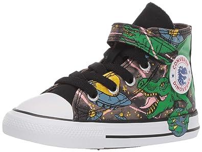Converse Chuck Taylor All Star Boys' Dino Spikes 1V High Top Sneaker | Dillard's