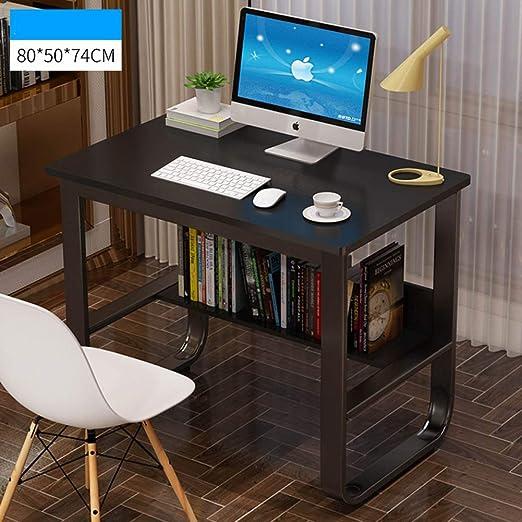 Escritorio De Oficina Con Mesa Más Gruesa,mesa De Ordenador ...