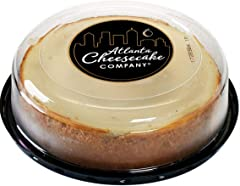 "Atlanta Cheesecake 6"" New York Cheesecake, 16 Oz"