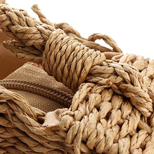 Bolso Mujer Caqui GETUPPCrossbody paja de Bag cruzado ORYxnrw5x