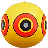 Bird Repellent Scary Eye Balloons to Ward off Woodpeckers, Pigeons, Sparrows - Reliable Visual Deterrent