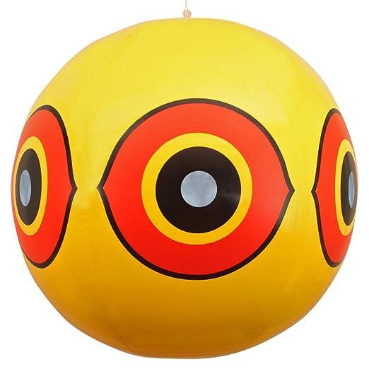 30 opinioni per Sistema repellente antiuccelli- palloni gonfiabili con occhio minaccioso-