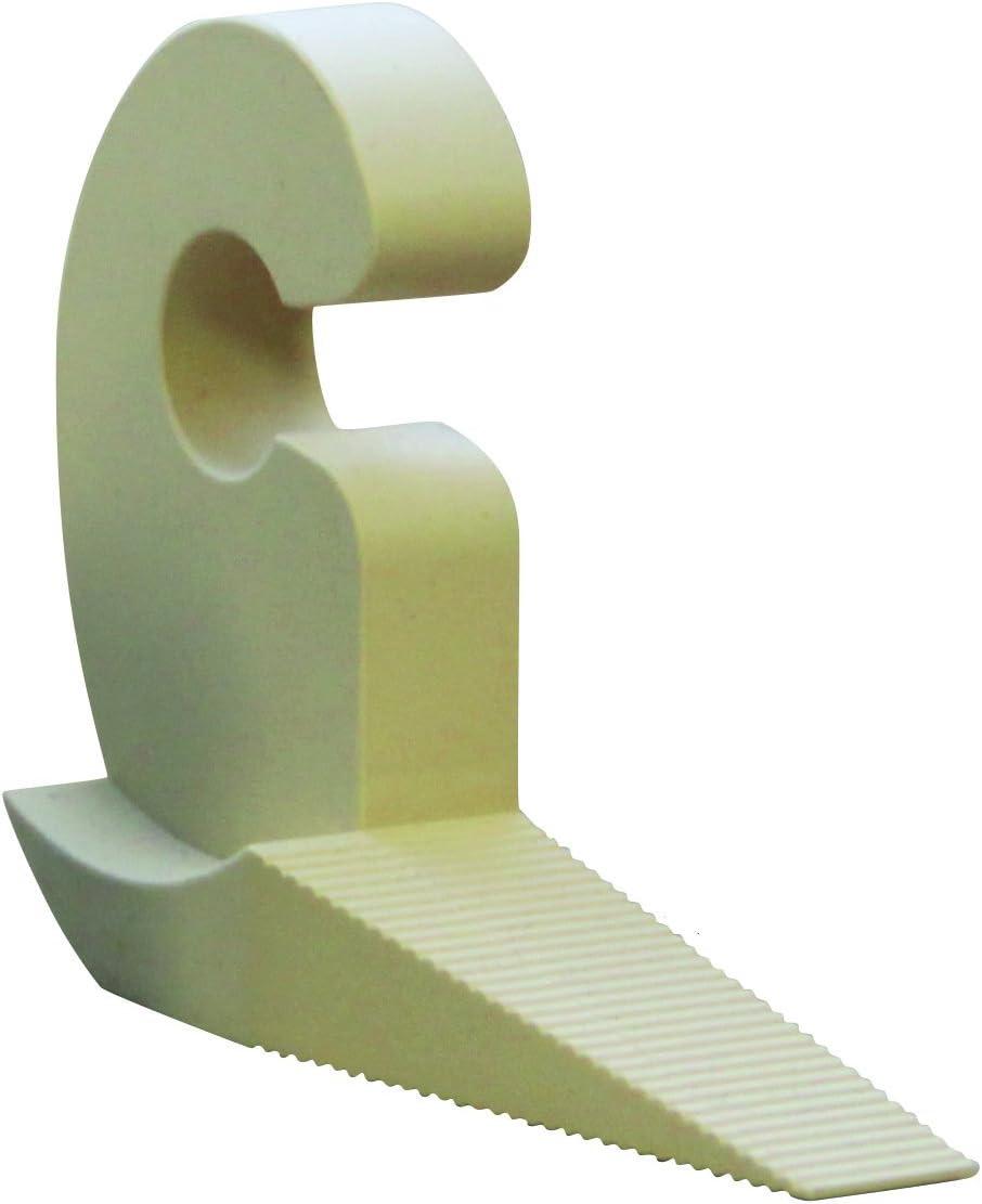 HSI Tope para ventana y puerta goma Beige 115/x 80/x 25/mm 1/pieza 309400.0