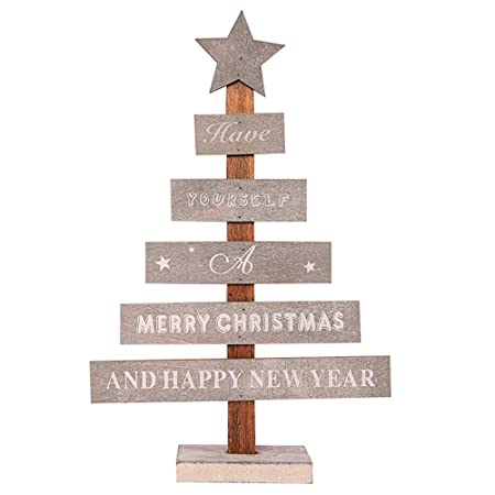 armilum christmas decorations salemerry christmas wooden mini christmas tree desktop ornaments merry christmas party