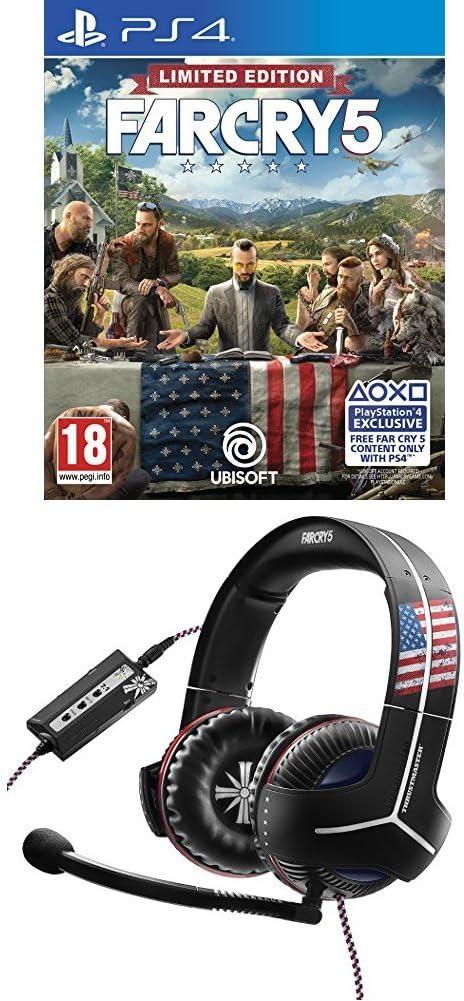 Far Cry 5 - Edición Limited (Edición Exclusiva Amazon) + ...