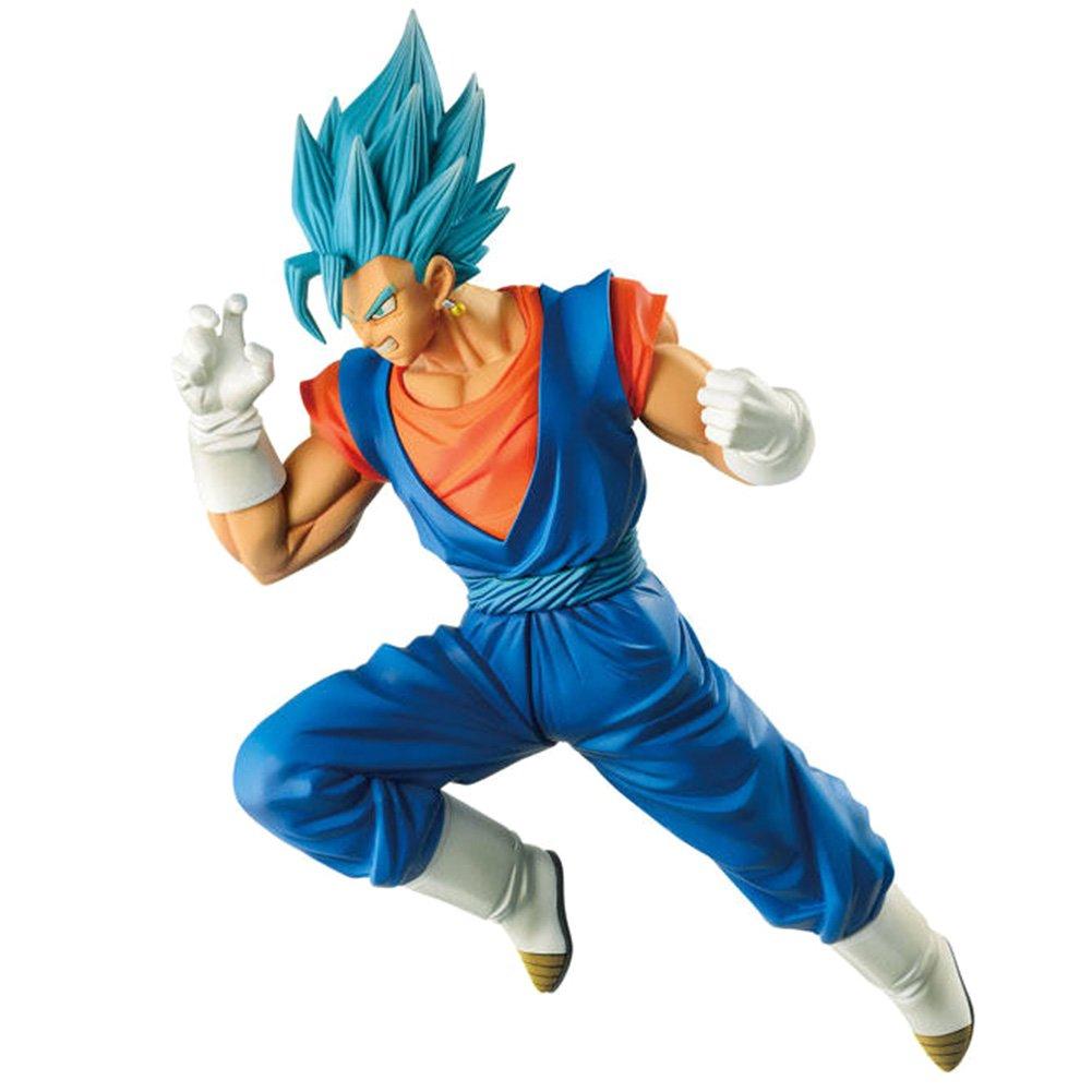 Yovvin Dragonball Super Final Kamehameha Super Saiyan God SS Vegito PVC Figur Vinylfigur Actionfigur Sammelfigur, Sammlung und Bestes Geschenk für Kinder Jugendliche Männer und Anime-Fans