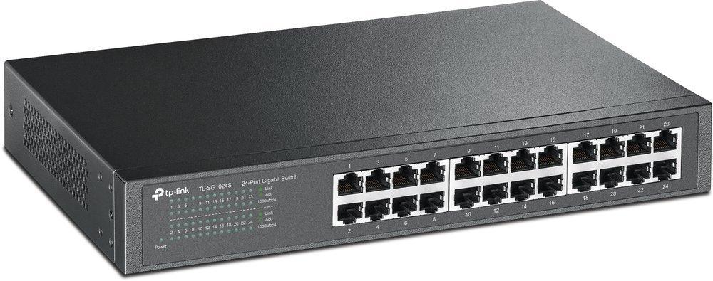 L2//L3//L4 QoS VLAN Smart Managed 2 SFP 16 Gigabit Port TP-Link Jetstream 16 Port Gigabit Managed Switch T1600G-18TS