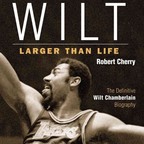 Wilt: Larger than Life by Audible Studios