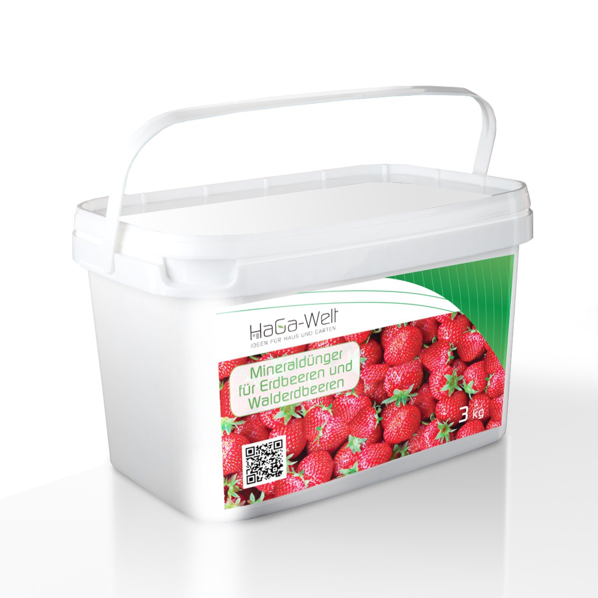 Mineral Fertiliser for Strawberries and Wild Strawberries Fruit Fertiliser 3 kg Terahaga/Planta