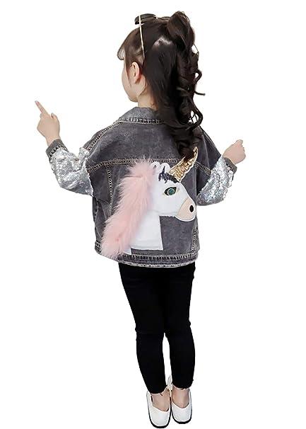 Amazon.com: My Little Pony Big Girl Unicorn - Chaqueta de ...