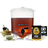 BrewDemon kit para hacer cerveza de 1 galón