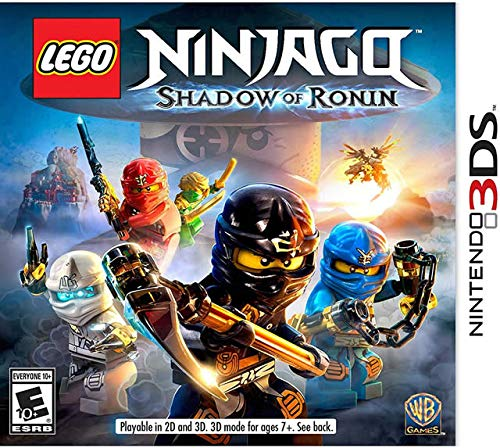 LEGO Ninjago: Shadow of Ronin - PlayStation Vita (Lego Ninjago Ds Game)