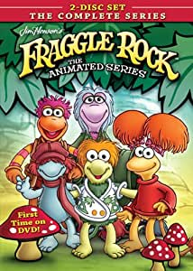 Fraggle:complete Animated Sers