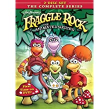 Fraggle Rock Complete Animated Series