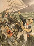 David B Hill Campaign Sinking Ship Democrats 1892