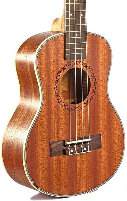 NIMEDI Ukelele Ukulele De Concierto Guitarra Acústica Hawaiana ...