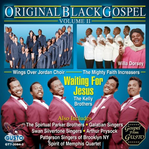 Blues Music Gospel (Original Black Gospel)