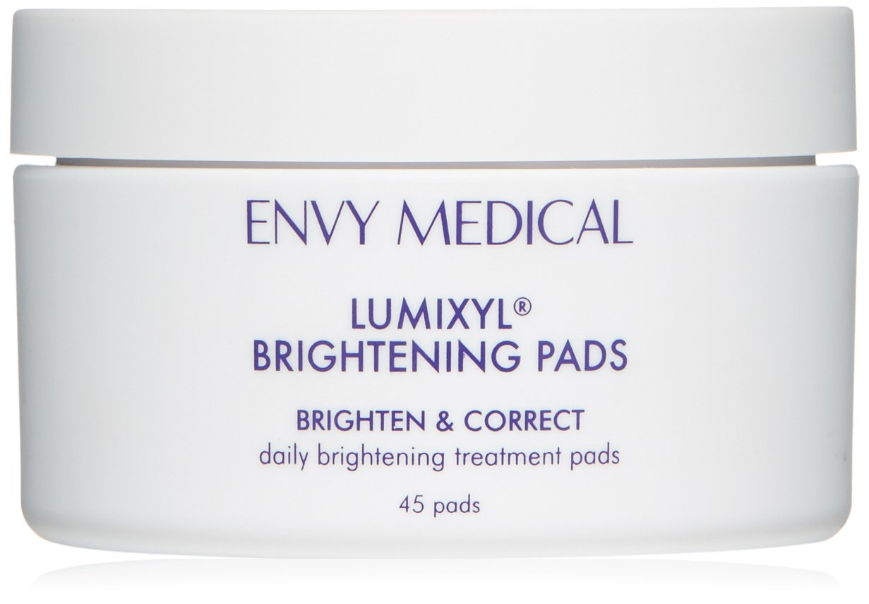 Envy Medical Lumixyl Brightening Treatment Pads, 45 Ct.