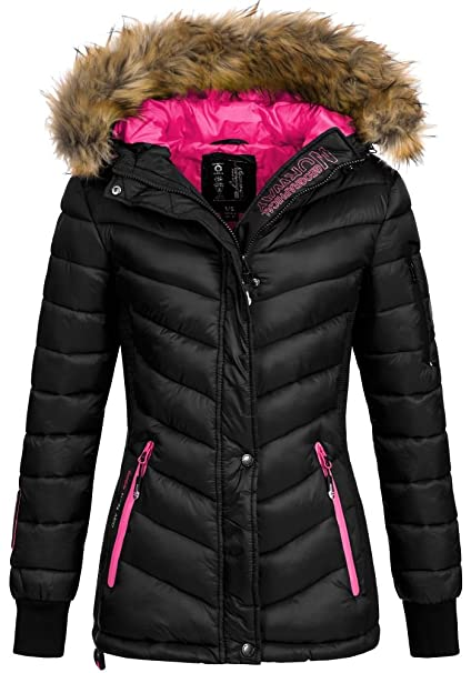 Geographical Norway - Chaqueta - para mujer negro 40