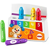 Fisher-Price DRF67 Laugh and Learn Colourful Moods Crayons