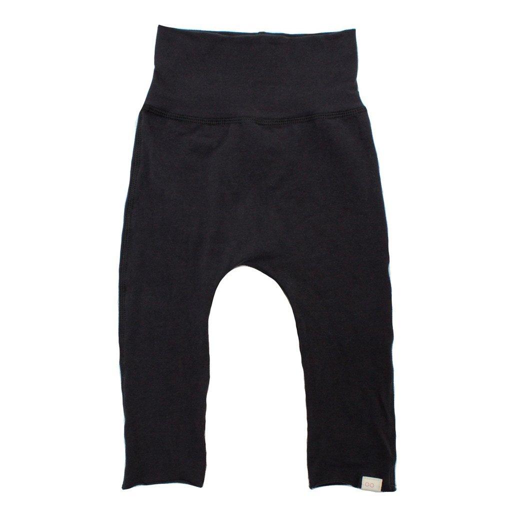 品質満点! ブラックOrganic Pants for Girls USA B01LW3TC4L Girls |キュート&快適ブラックレギンスMade in USA 6-18 months B01LW3TC4L, コスメさくら:86fc5c4f --- a0267596.xsph.ru