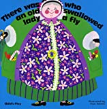 There Was an Old Lady Who Swallowed a Fly (Books with Holes), Books Central
