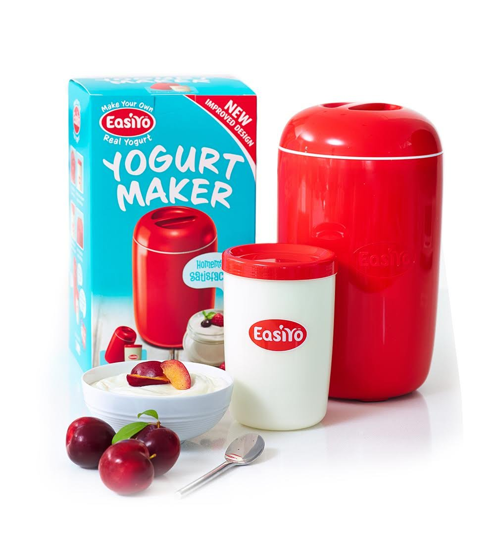 Yogurt Maker, Red EasiYo 9416892125034