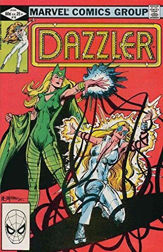 Dazzler #16 FN ; Marvel comic book