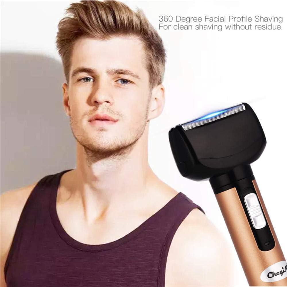 Depiladora Facial 4 en 1 máquina de afeitar eléctrica para hombres ...