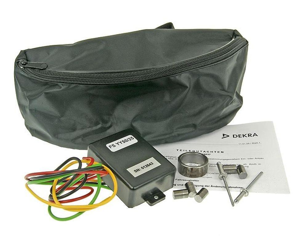 Drossel 25km/h elektr. Mask 50 BF05W RFGBF05W6YS
