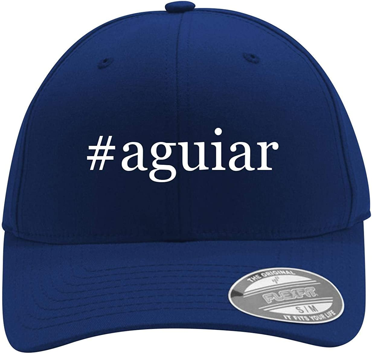 #Aguiar - Men'S Hashtag Flexfit Baseball Cap Hat