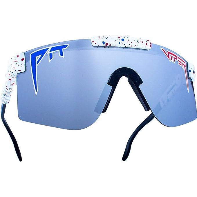 Pit Viper Pit Viper Sunglasses - Polarized Merika Silver