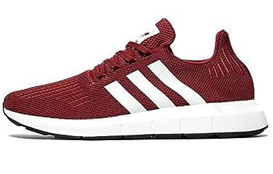 adidas Herren Swift Run Laufschuhe Rot, 46: