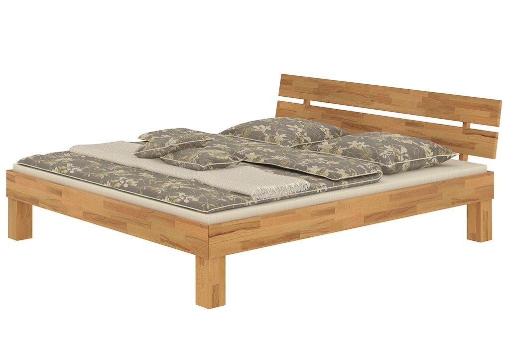 Erst-Holz® Ehebett Doppelbett 180x200 Kingsize-Bett Futonbett ...