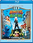 Cover Image for 'Monsters Vs Aliens 3D'