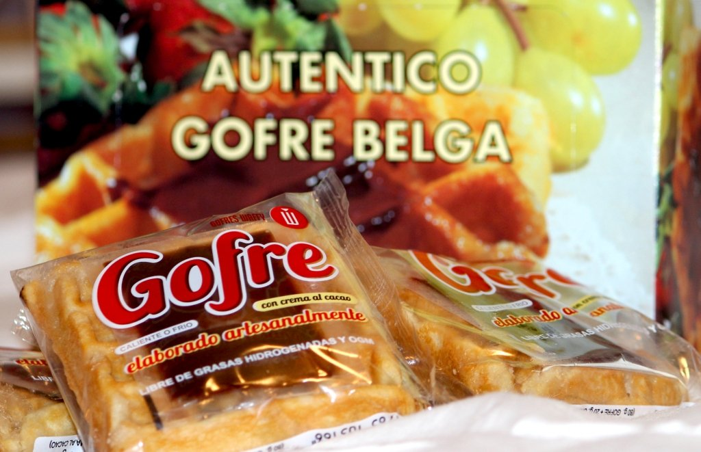 Waffy Gofre con Crema de Cacao - 100 g: Amazon.es: Amazon Pantry
