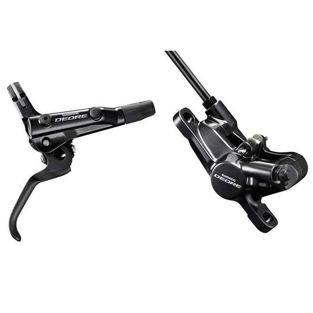 JKSPORTS Shimano Hydraulic Disc Brake Set M6000 M7000 XT M8000 Brakes Set,MTB Hydraulic disc Brakes Set (M6000 a Pair Hydraulic Disc Brake Set) by JKSPORTS