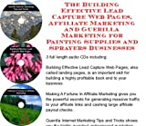 The Guerilla Marketing, Building Effective Lead Capture Web Pages, Affiliate Marketing for Painting Supplies and Sprayers Businesses