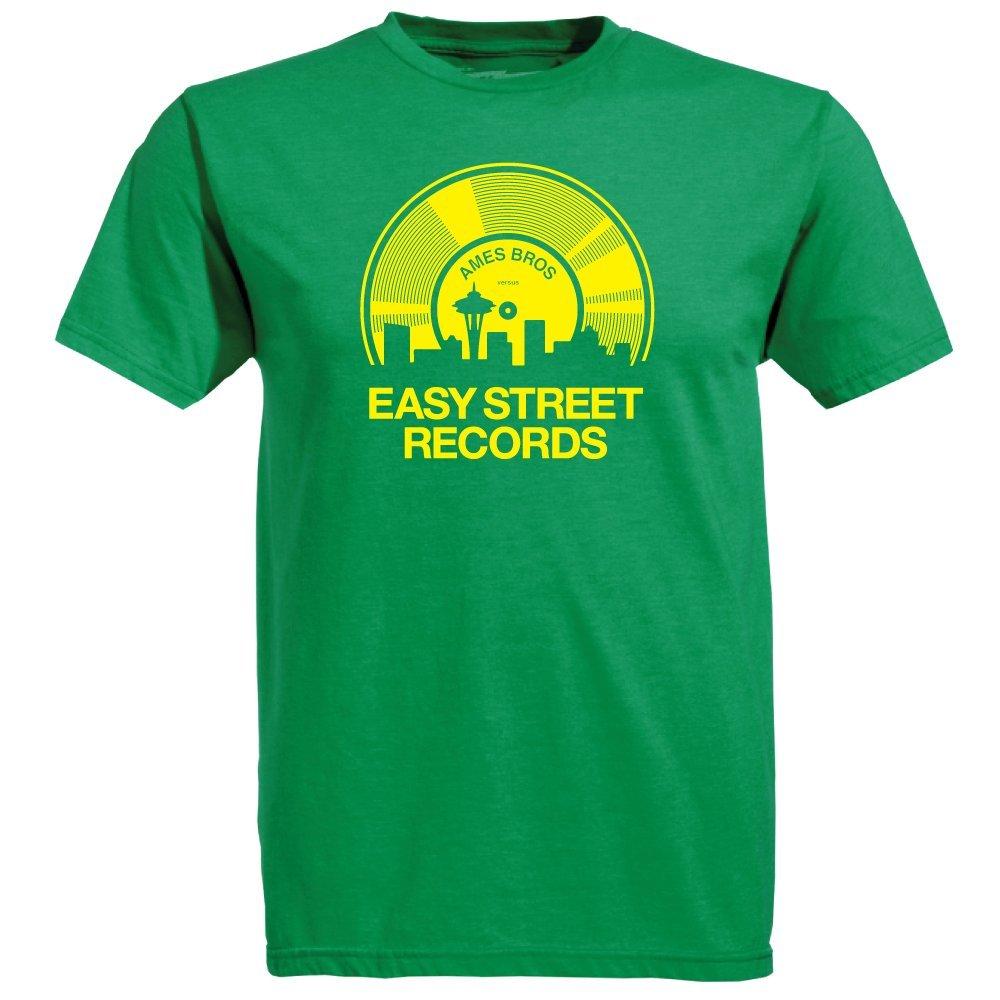 Ames Bros Vs Easy Street Records T Shirt