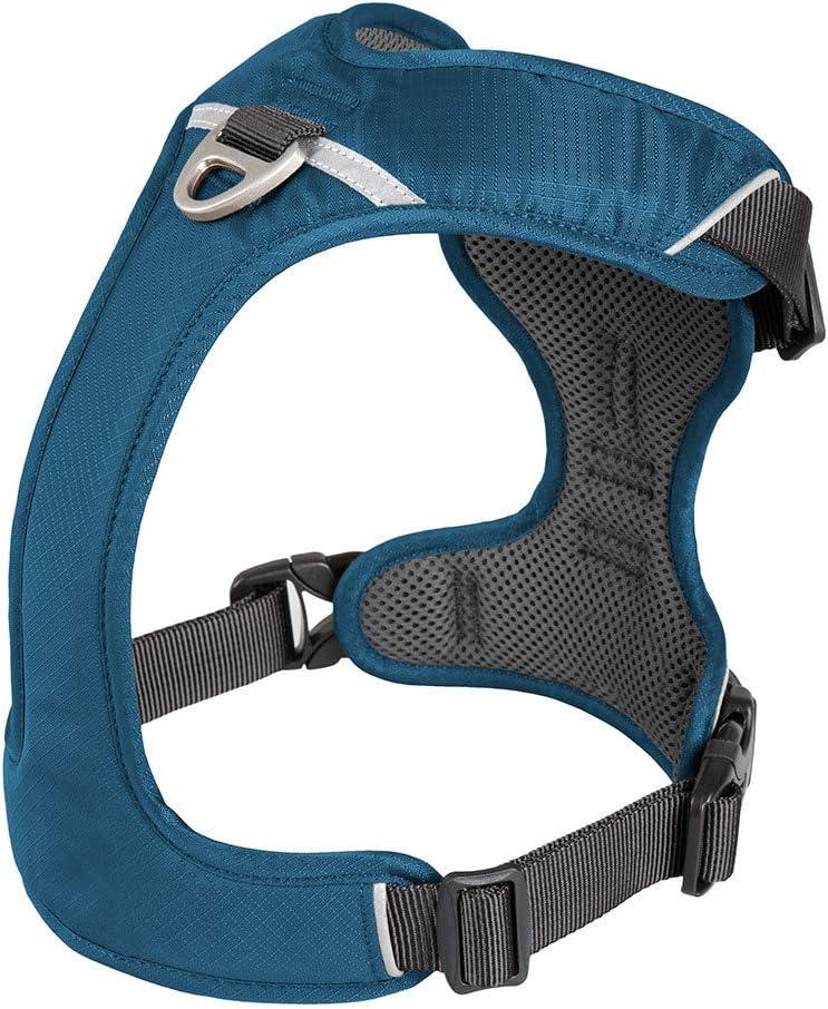 ANIMO CONCEPT Dog Copenhagen Harnais Confort Walk Pro pour Chien Bleu Taille XL