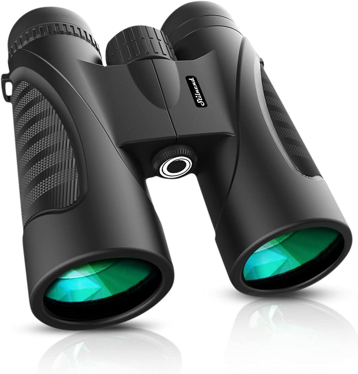 Stilnend 12 x 50 Waterproof Binoculars $39.94 Coupon