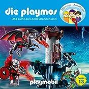 Das Licht aus dem Drachenland (Die Playmos 13) | Simon X. Rost, Florian Fickel